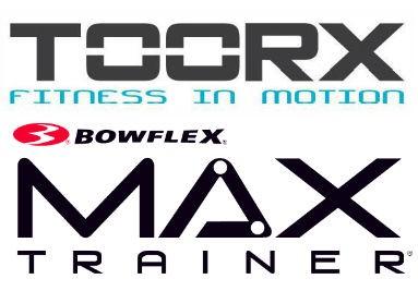 logo brand toorx bowflex max trainer
